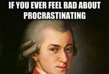 Procrastinators