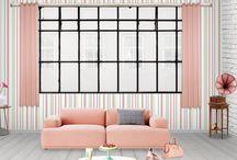 Emma Durrant Interior Design / Computer designed interior design #interiordesign #homedecor #ideasforyourhome #interior #girlsroomideas #homeideas
