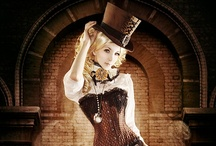 Steampunk Outfits and Awesomeness / Mostly ladies outfits, but will include all awesome fashion and accessories.