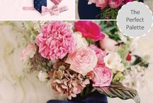 Color Palettes / #wedding #colorpalettes #decoration #inspiration #ideas