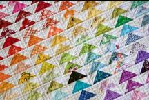 Quiltiness / Fabric, art, warmth, pattern, colour, beauty, fun, love, expression, passion / by Nykie