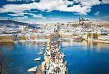Praha v zimě / Prague in Winter  / by OREA HOTELS