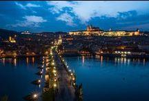 Praha v noci / Prague by Night / by OREA HOTELS