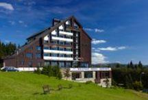 Orea Resort Horizont / Orea Resort Horizont*** Šumava, South Bohemia, Czech Republic / by OREA HOTELS