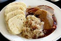 Česká kuchyně / Czech cuisine