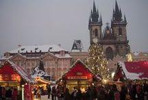 Vánoce v Praze / Christmas in Prague / by OREA HOTELS