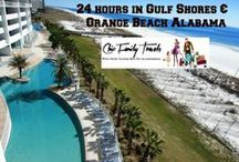 24 Hours In Gulf Shores & Orange Beach Alabama  / If you only had 24 hours to spend on Alabama's white sandy beaches, this is what you should do! Take it from me, and expert on cultivating fun in Gulf Shores and Orange Beach Alabama.