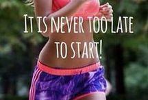 Fit & sport inspiration / Fit sport health inspiration fitgirl motivation