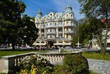 Orea Spa Hotel Bohemia / Orea Spa Hotel Bohemia**** Mariánské Lázně, Marienbad, Czech Republic / by OREA HOTELS