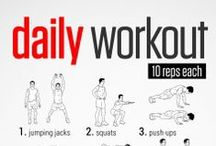 Workout challenges & other shit