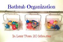Organization/Cleaning / Organization and cleaning ideas to make life easier and more beautiful.