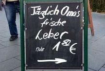 German Language Humor = Deutscher Sprachhumor / Funny language slipups and Denglish = Lustige Sprachausrutscher und Denglisch