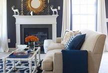 Decor in Living Room