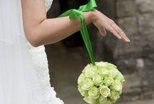 Wedding Flower lust list.. / Perfect Pomanders...