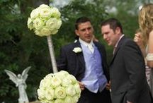 Wedding Floral Design styling for your outdoor space / Adorn your outdoor space..