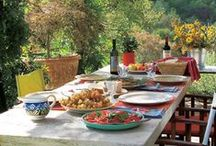Outdoor Entertaining / Find inspiration for an enchanting oasis and shop the products to get you there.