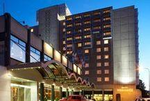 Orea Hotel Voroněž / Jeden z největších kongresových hotelů v Brně. Křížkovského 47, Brno, Česká republika