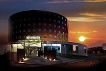 Orea Hotel Atrium / Představujeme Vám designový Orea Hotel Atrium, který se nachází v malebném Zlínském kraji.  nám.3. května 1877,  Otrokovice Česká republika / by OREA HOTELS