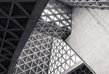 Geometric Design / Clean shapes, clean lines.