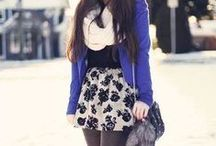 My Fashion Style Outfit Ideas / Ideas / inspiration of how to match outfits, outfits associations of mine and Fashion stuff wish list ♥