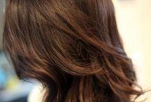 Hair color ideas ♥ / Hair dye colour ideas : from blonde to black ♥ Pinterest : Elisa Gyn