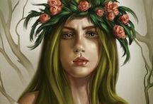 Fenwyn - Digital Art / http://rvannith.deviantart.com/