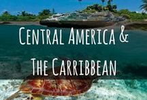 Travel Central America & The Carribbean / Ultimate guide on places to go in Central America and the Caribbean. Think of the glorious beaches of the Bahamas and rich culture and history of Cuba. Travel guides to Mexico, Costa Rica, Nicaragua and more!