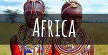 Travel to Africa / Travel inspiration for your trip to Africa. Travel tips, guides itineraries and more. Here's our pins on the best things to do in Africa including safaris in Tanzania and Botswana, visiting the Pyramids in Eygpt and trekking across the Namibian desert.