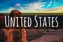 Travel the USA / The best places to go in America. Plan your ultimate road trip across the USA. Think the Big Sur in California, Las Vegas, Nevada, Yosemite, Yellowstone, NYC and more.