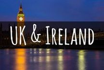 Travel the UK & Ireland / Everything you can see and what to do in the UK and Ireland.