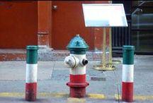 Fire Hydrants - Bornes à incendie