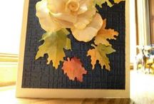 My dimensional Paper Flowers / Creating beautiful 3 dimensional flowers has become a passion for me. I love the idea that, I hope, each card or flower will put a smile on someones face. There are so many companies that carry excellent dies, it is sometimes hard to select. However, like you, I have my favorites.
