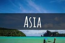 Travel to Asia / From the middle eastern deserts of Jordan to the tropical islands of the Phillipenes. Here's the best things to do in Asia
