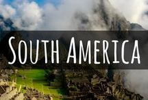 Travel South America / Top destinations to travel to across South America. Whether you're backpacking or on a short holiday or vacation