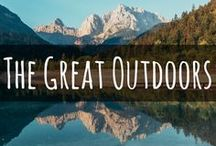 The Great Outdoors / Everything for those who love the outdoors. Outdoor inspiration, national parks and adventurous outings. Hiking guides, camping tips, backpacking lists and more.