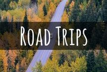 Epic Roadtrips / The ultimate guide to epic roadtrips around the world. The Carretera Austral in Chile, the Route 66 in the USA, the East Coast of Australia and more. Here's everything you need for your roadtrip bucket list.