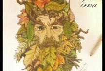 My Prismacolor Artworks