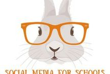 Social media for schools / How schools can utilise social media.