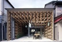 inspired restaurants / by gamze bursa