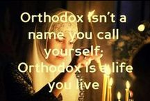 Orthodox Life / by Cynthia Sindall