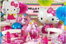 Hello Kitty Party / by Liz Wilson