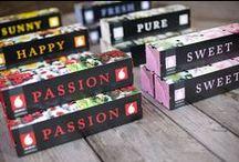 Colorize® / Colorize® zorgt voor een nieuwe beleving van bloembollen. Trendy en luxe met een hoge die-wil-ik-hebben factor!