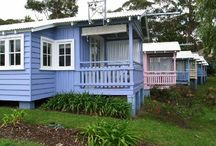 Beach Cottage / Cottages on the beach and some home decor ideas. / by Liz Wilson