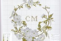 Cross stitch.Pattern
