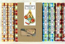 Cleomade etsy shop / Craft kits, books, cards, paintings, and gifts / by Cleo Papanikolas