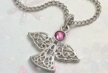 Simply designed religious jewellery