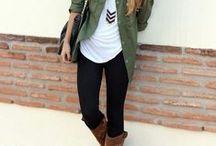 Fashion : Styles I love