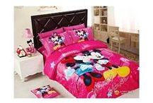 Kids Luxury Bedding / Comfort and Elegance for Kiddies