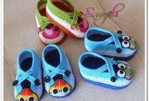 Botečky -papučky
