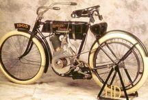 Vintage Motorcycles / by Lana